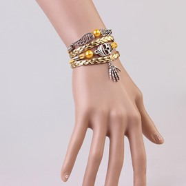 Ericdress Halloween Accessories Skull Bracelet
