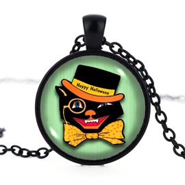 Ericdress Funny Halloween Series Handmade Pendant Necklace