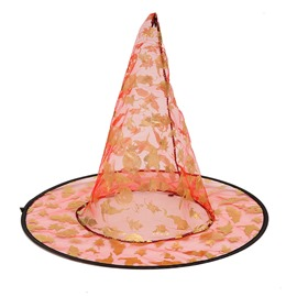 Ericdress Colorful Witch Hat for Halloween Accessories