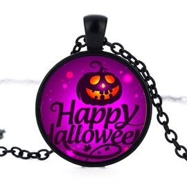 Ericdress Happy Halloween Pendant Necklace for Women