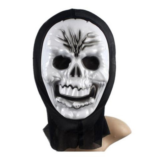 Ericdress Halloween Party Terrorist Shriek Mask