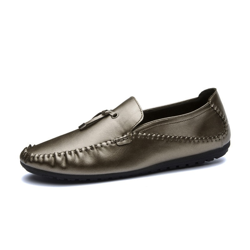 Ericdress Comfortable Low-Cut Slip-On Men's Loafers
