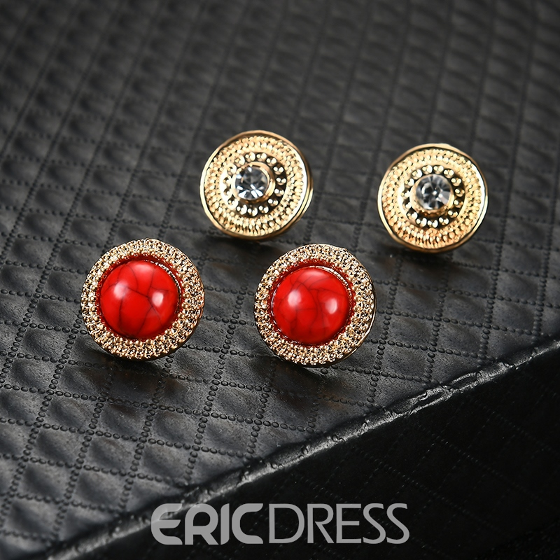Ericdress Exquisite Many Pieces Jewelry Set for Women