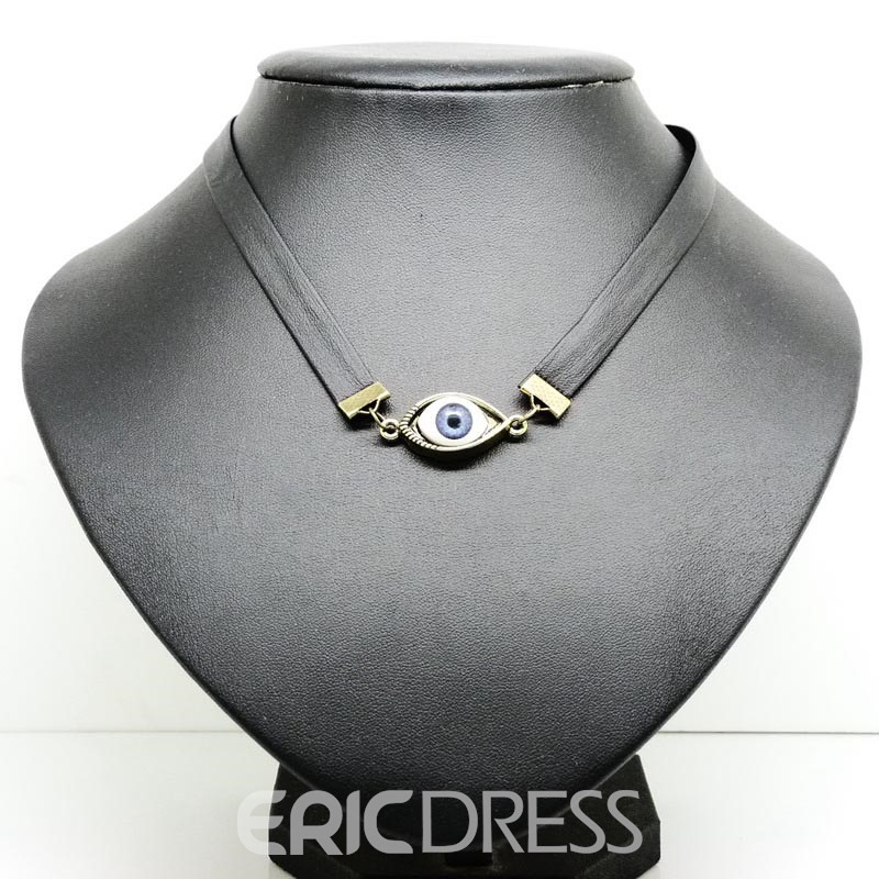 Ericdress Halloween PU Women's Choker