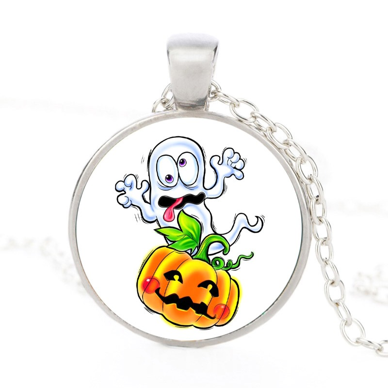 Ericdress Cute Handmade Halloween Necklace