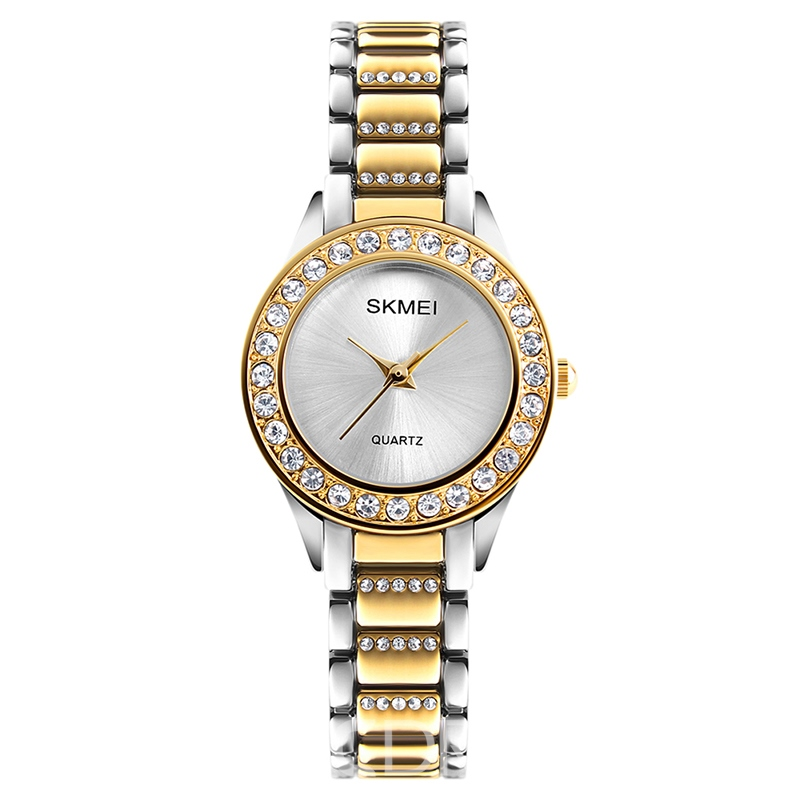 Ericdress Exquisite Diamante Women's Watch