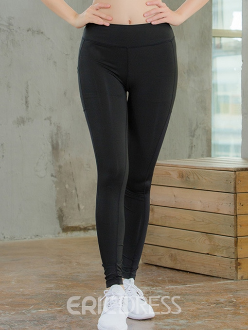 Ericdress Bodybuilding Quick Drying Sweat Pants