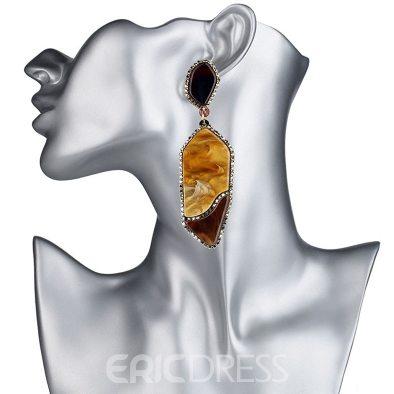 Ericdress Best Seller Creative Acrylic Fashion Earring