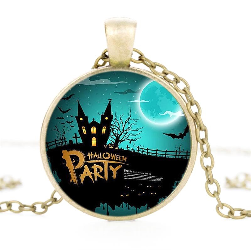 Ericdress Halloween Series Women's Pendant Necklace