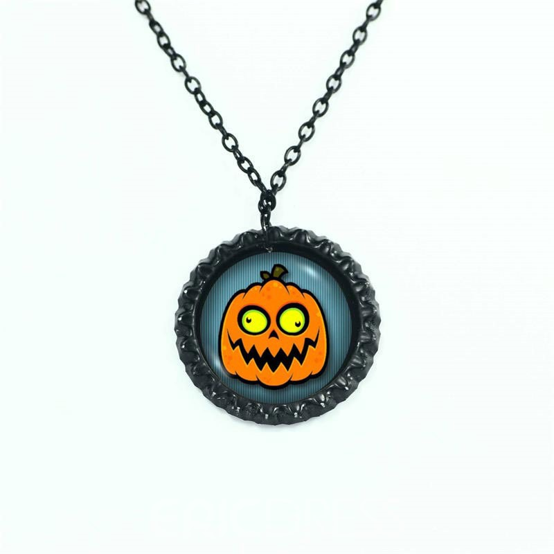 Ericdress Halloween Series Creative DIY Pendant Necklace