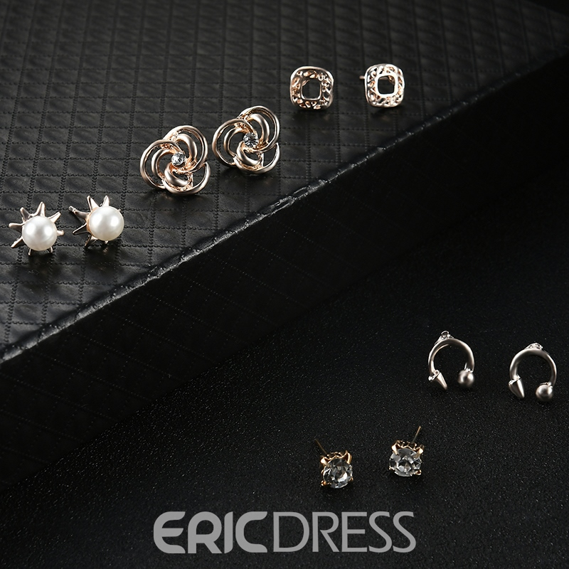 Ericdress New Style Many Pieces Women's Jewelry Set