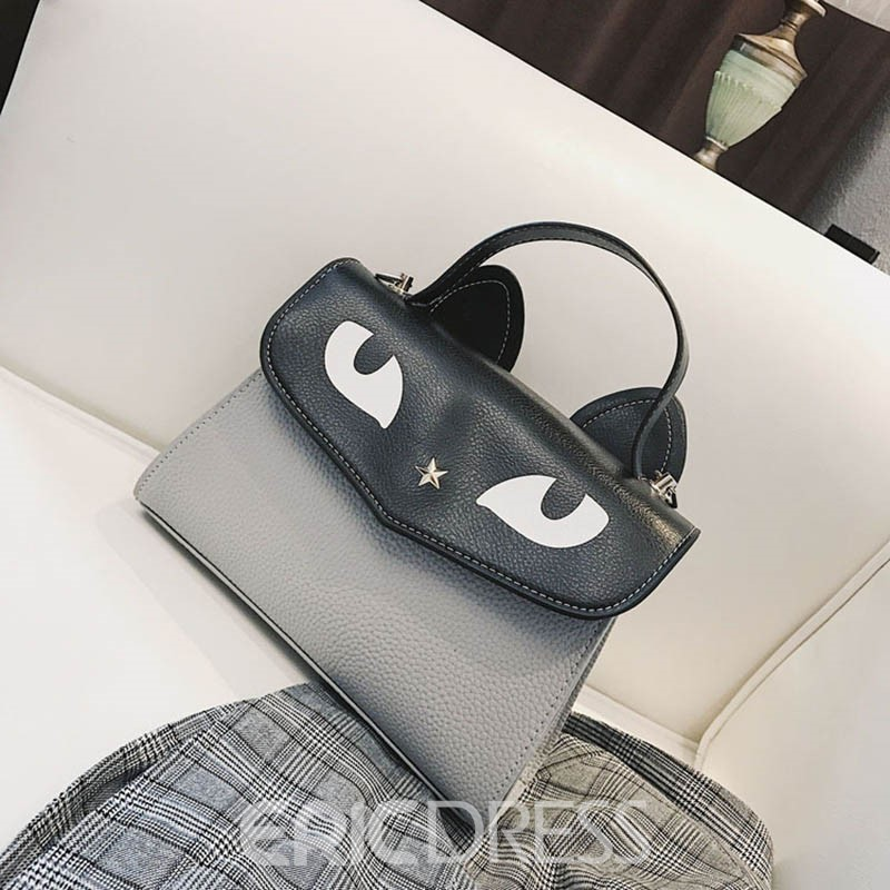 Ericdress Cartoon Ear Design Women Handbag