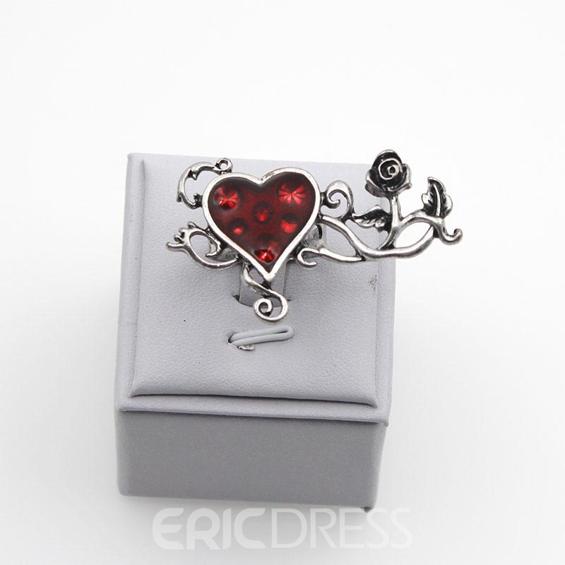Ericdress Gothic Punk Style Heart Halloween Accessories