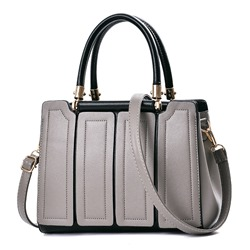Ericdress Solid Color Zipper Women Handbag