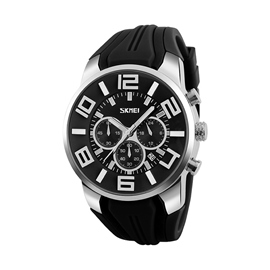 Ericdress Hardlex Crystal Case Men's Watch