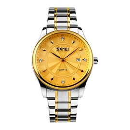 Ericdress Classic Quartz Diamante Men's Watch