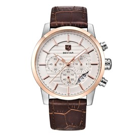 ericdress High-End wasserdichte Quarz Herrenuhr