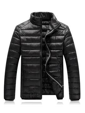 Ericdress Packable Lightweight Down Men's Winter Coat