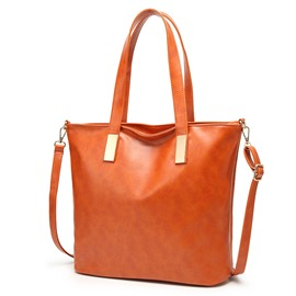 Ericdress Casual Solid Color Women Handbag