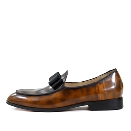 ericdress à la mode slip-on low-cut homme oxfords avec bowknot