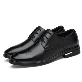 Ericdress Classic Plain Low-Cut Men's Oxfords
