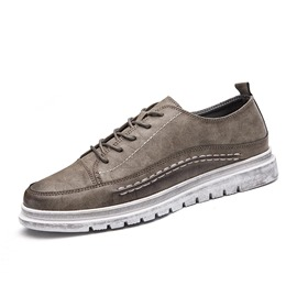 Ericdress British All Match Low-Cut Men's Casual Shoes