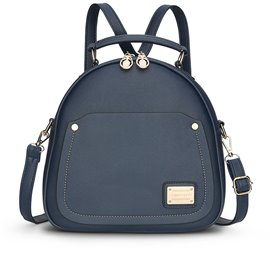 Ericdress Korean Style Double Zipper Design Backpack