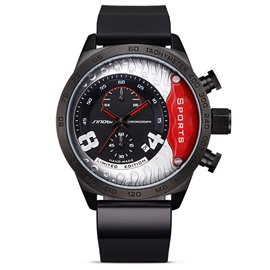 Ericdress Stylish Calendar Display Quartz Movement Watch for Men