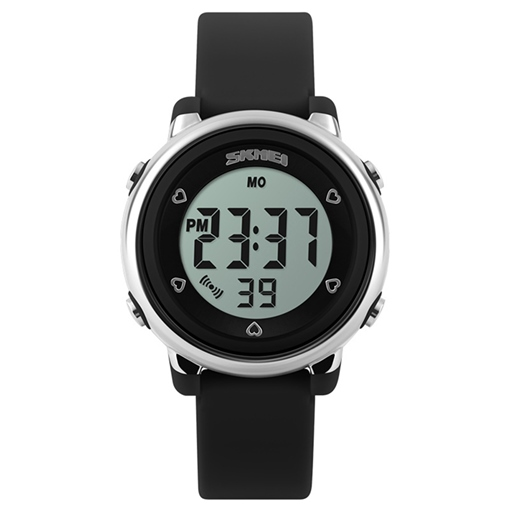 Ericdress Concise Resin Digital Display Pin Buckle Watch