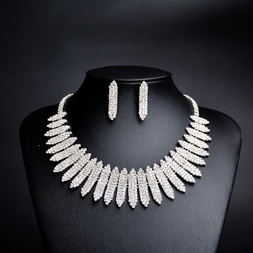 Ericdress Hot High Quality Fashionable Two-Piece Jewelry Set