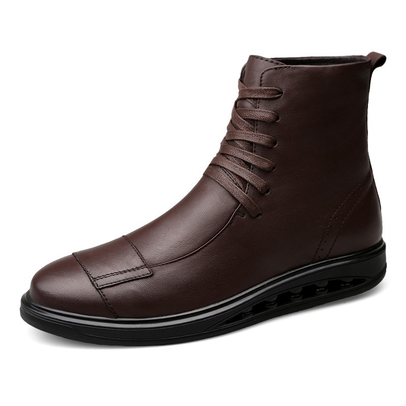 Ericdress Fashion New Style Plain Mens Boots