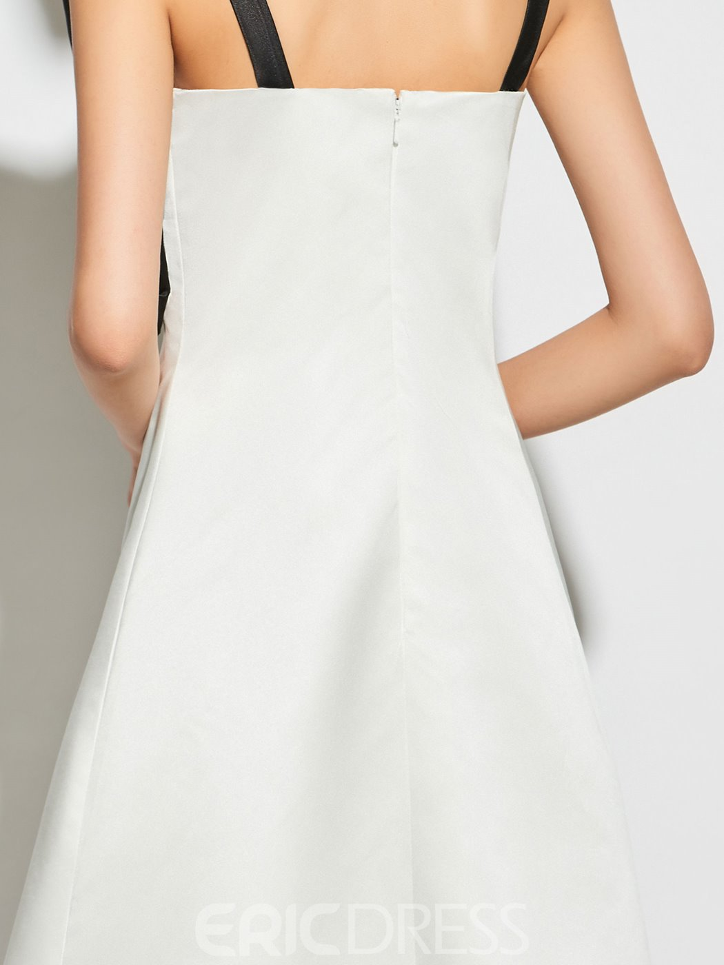 Ericdress A Line Straps High Low Asymmetry Cocktail Dress