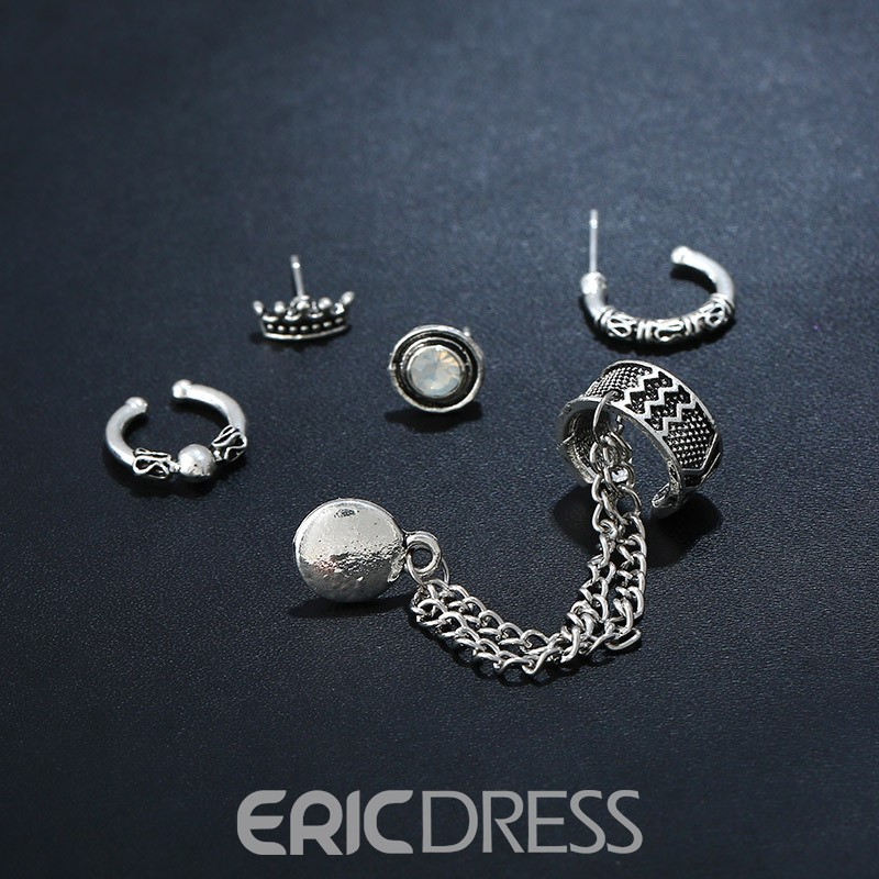 Ericdress Multipieces Fashion Earring for Women