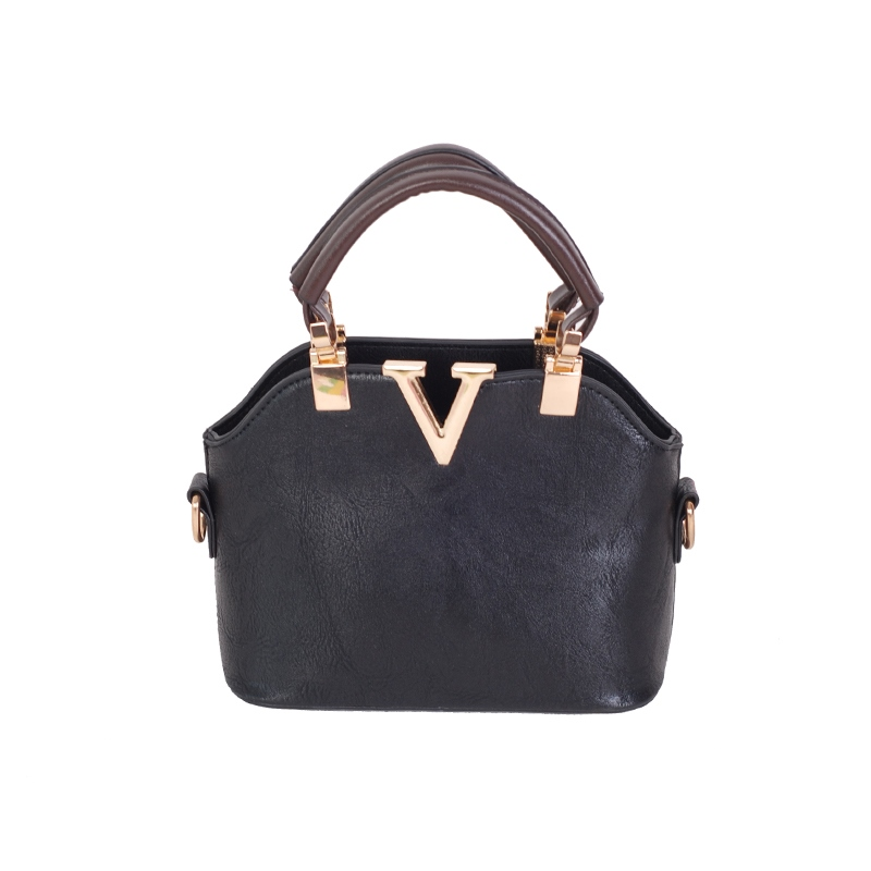 Ericdress Occident Style Concise Women Zipper Handbag