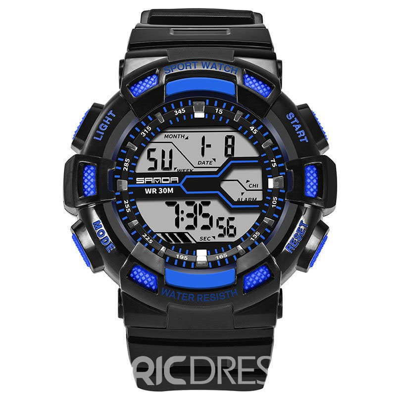 Ericdress JYY 30M Waterproof Men's Sport Watch