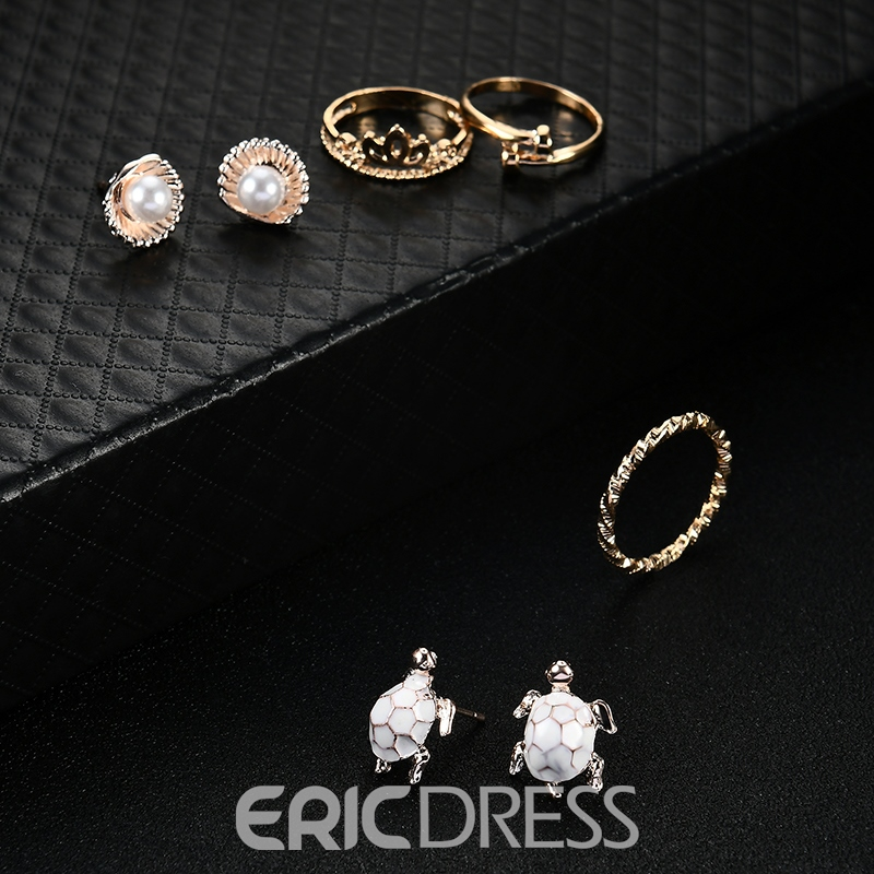 Ericdress Best Seller Vintage Women's Jewelry Set
