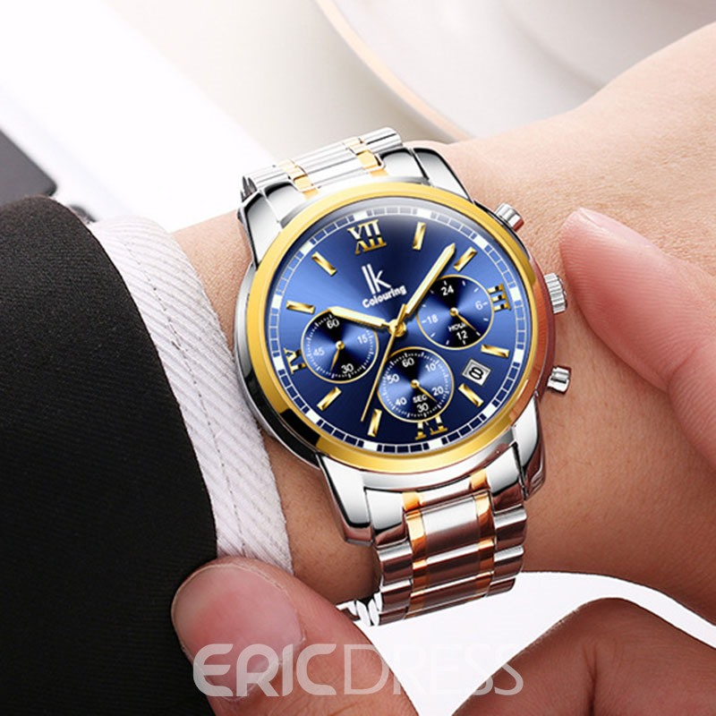 Ericdress JYY 30M Waterproof Men's Watch