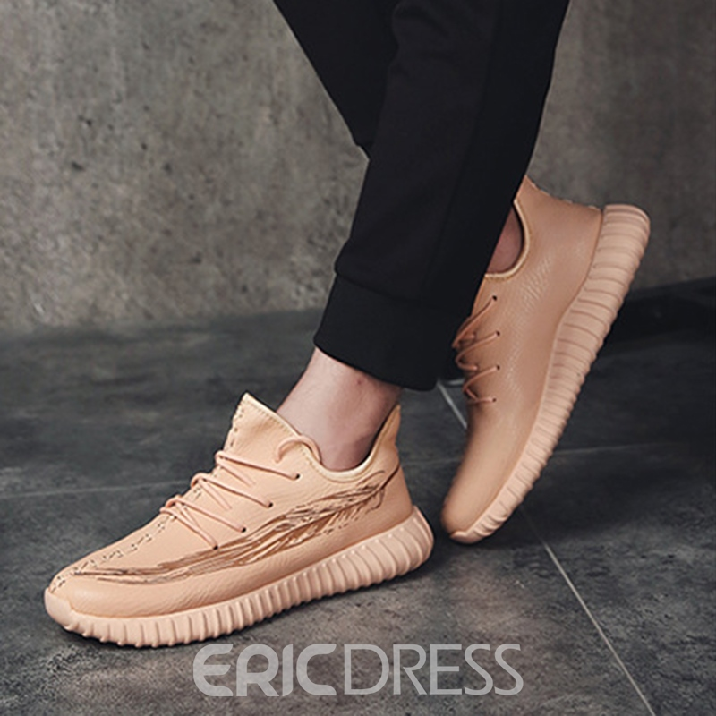 Ericdress All Match Fashion Color Block Men's Athletic Shoes