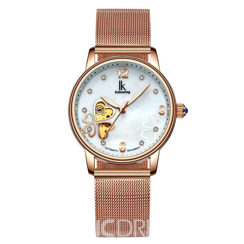 Ericdress Exquisite Fully Automatic Machine Movement Women's Watch