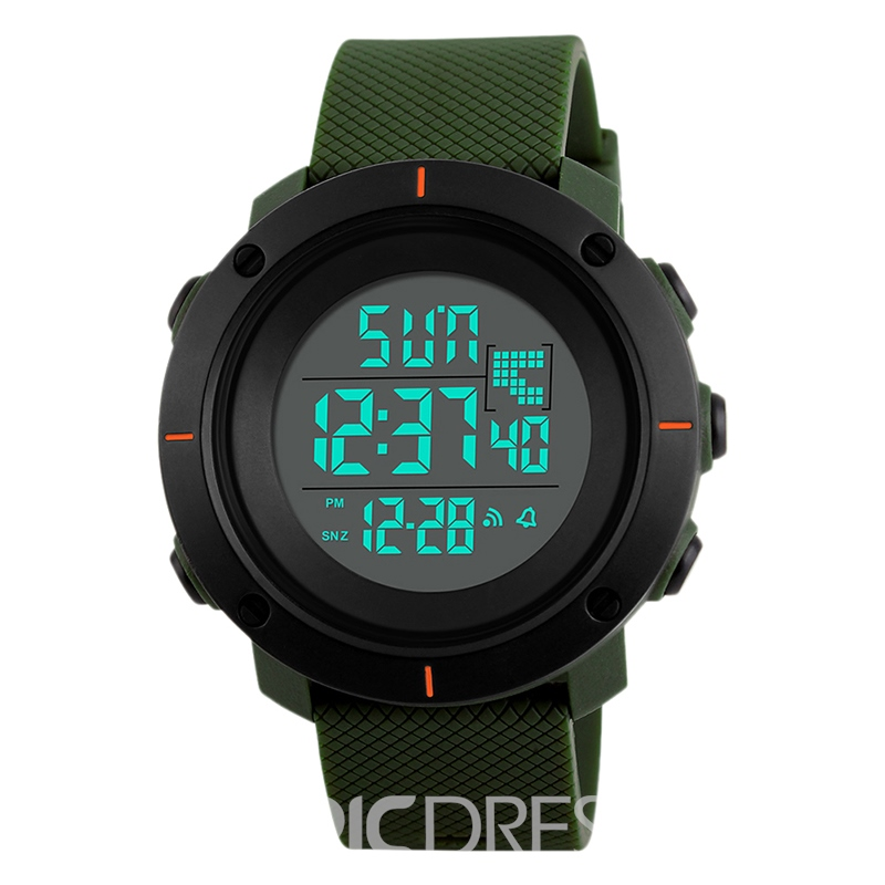 Ericdress Trendy Mulitfunctional Sport Watch for Men