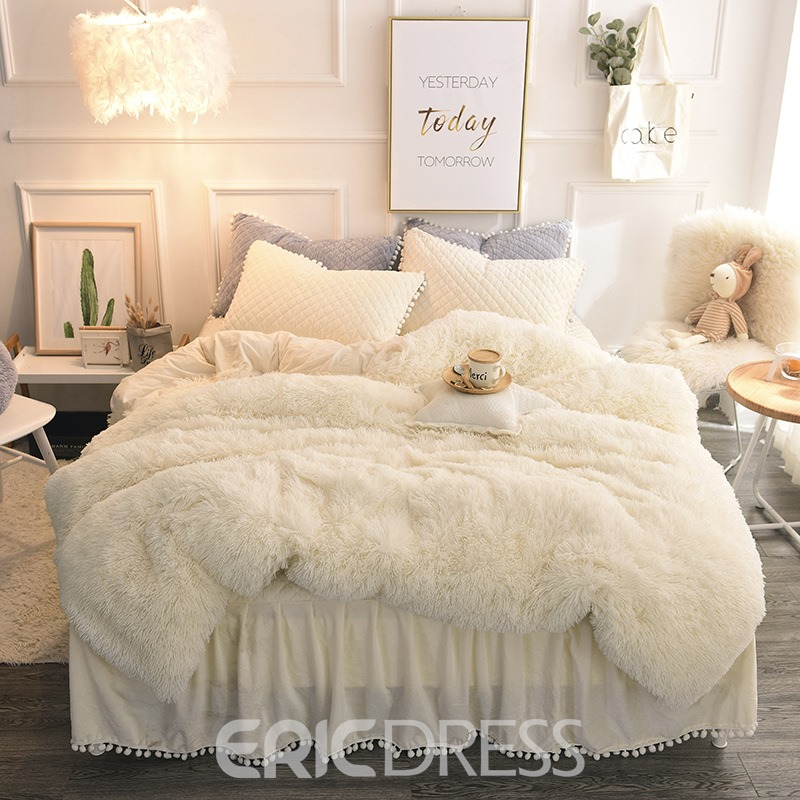 serena spring grace big master nesting white make with bed bedroom comforter our lily your tips new how bedding and fluffy to