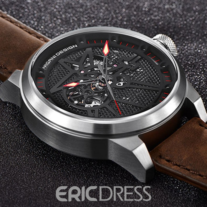 Ericdress JYY Fully Automatic Machine Movement Waterproof Watch