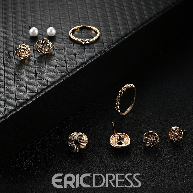 Ericdress 2017 New Style Alloy Jewelry Set