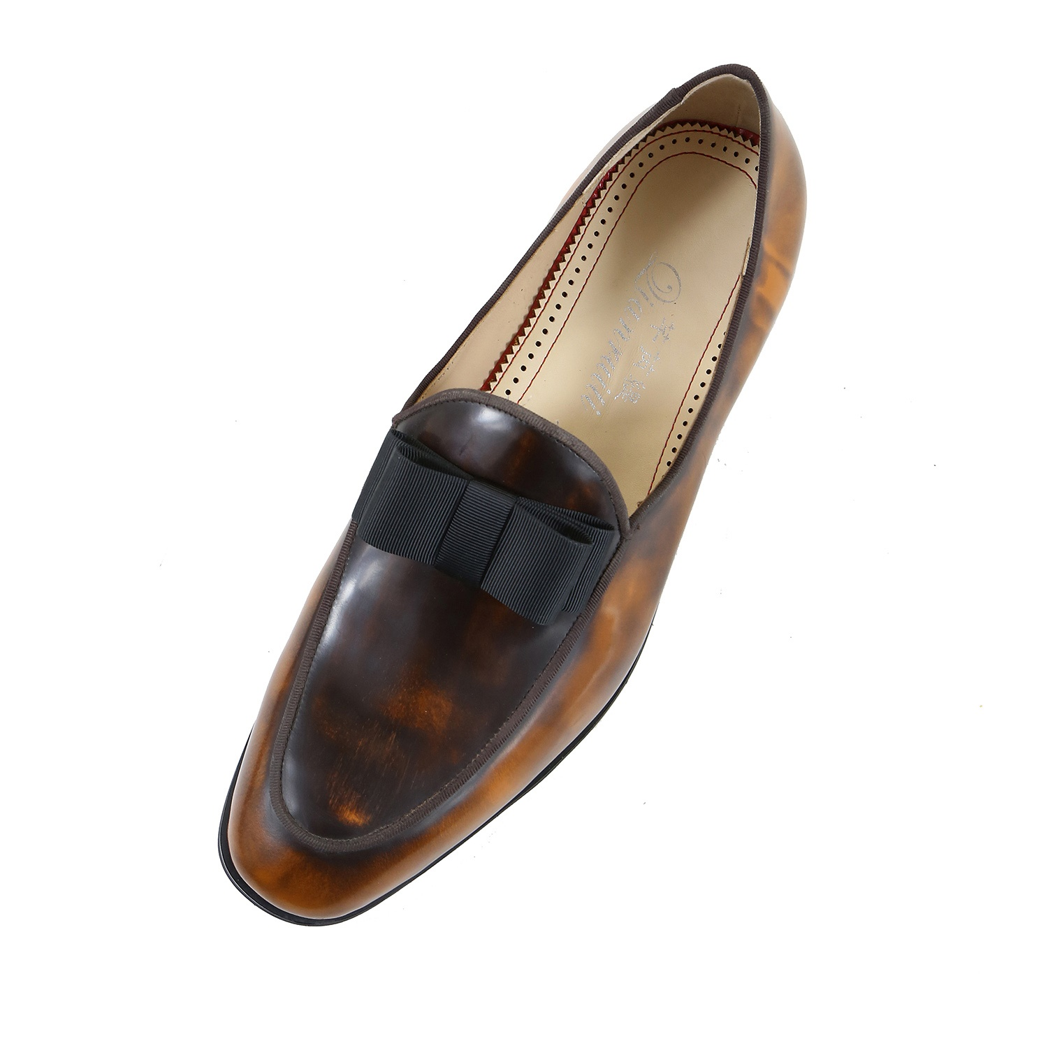 Ericdress Fashionable Slip-On Low-Cut Men's Oxfords with Bowknot