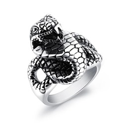 Ericdress New Stylish Titanium Sneak Mens Ring