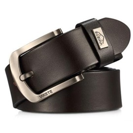 Ericdress Men's Genuine Leather High Quality Belt