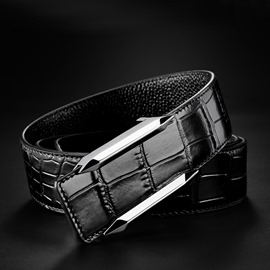 Ericdress High-End Genuine Leather Men's Belt