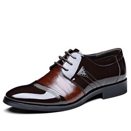 Ericdress Classic Low-Cut Plain Men's Oxfords