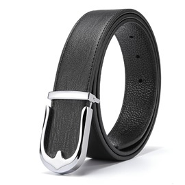 Ericdress Popular High Quality Men's Genuine Belt