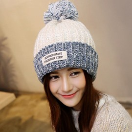 Ericdress Autumn&Winter Thicken Warm Knitting Women's Hat